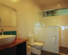 The Villa bathroom - Ifiele'ele Plantation boutique self-contained holiday home in Samoa