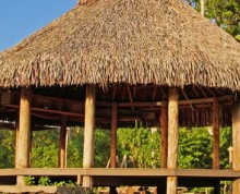Faleo'o at Ifiele'ele Plantation private self-contained holiday rental in Samoa