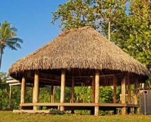 Faleo'o at Ifiele'ele Plantation private self-contained holiday rental in Samoa