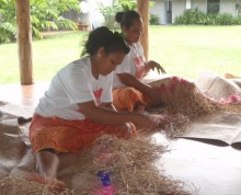 Faleo'o at Ifiele'ele Plantation private self-contained holiday rental
