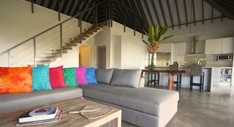 Ifieleele Plantation Packages Accommodation - The Villa