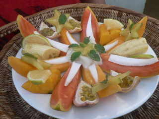 Taste of Samoa - Fruit Platter