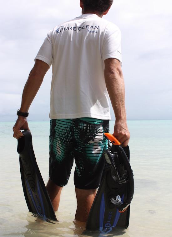 dive snorkel Samoa