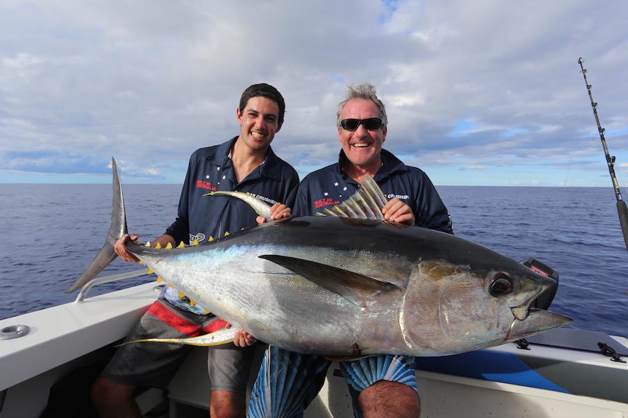Fish Samoa