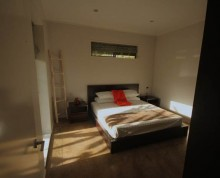 The Villa bedroom at Ifiele'ele Plantation boutique, self-contained, holiday home in Samoa