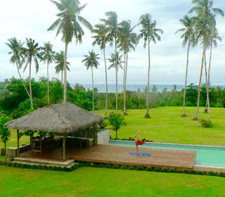 Ifieleele Plantation - Yoga and Wellness Package