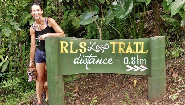 Hike Samoa