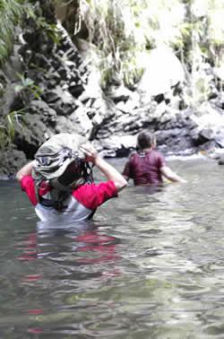 Hiking and Walking in Samoa